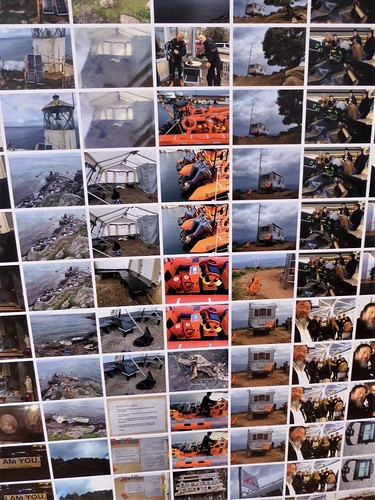 Chicago, Museum of Contemporary Photography at Columbia College, Ai Weiwei Exhibit, Relating to Refugees, 2015-2016