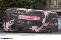 Wrightbus NRM NBFL - LTZ 1420 - LT420 - Magnum Double Raspberry - Dulwich LIbrary 12 - Go Ahead London - London 2017 - Steven Gray - IMG_8644
