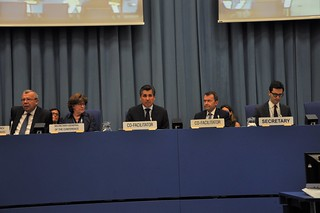 Fifth thematic session of the UN General Assembly for the Global Compact on safe, orderly and regular migration, 4 and 5 September, Vienna, Austria