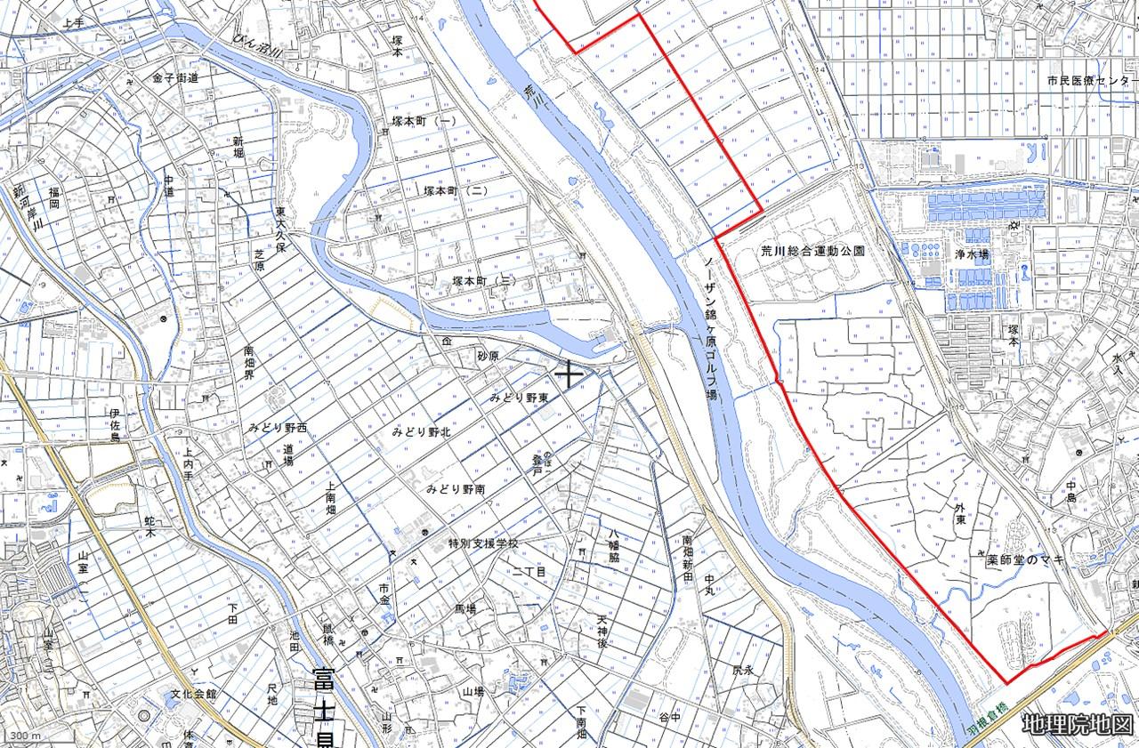 4.羽根倉橋-治水橋