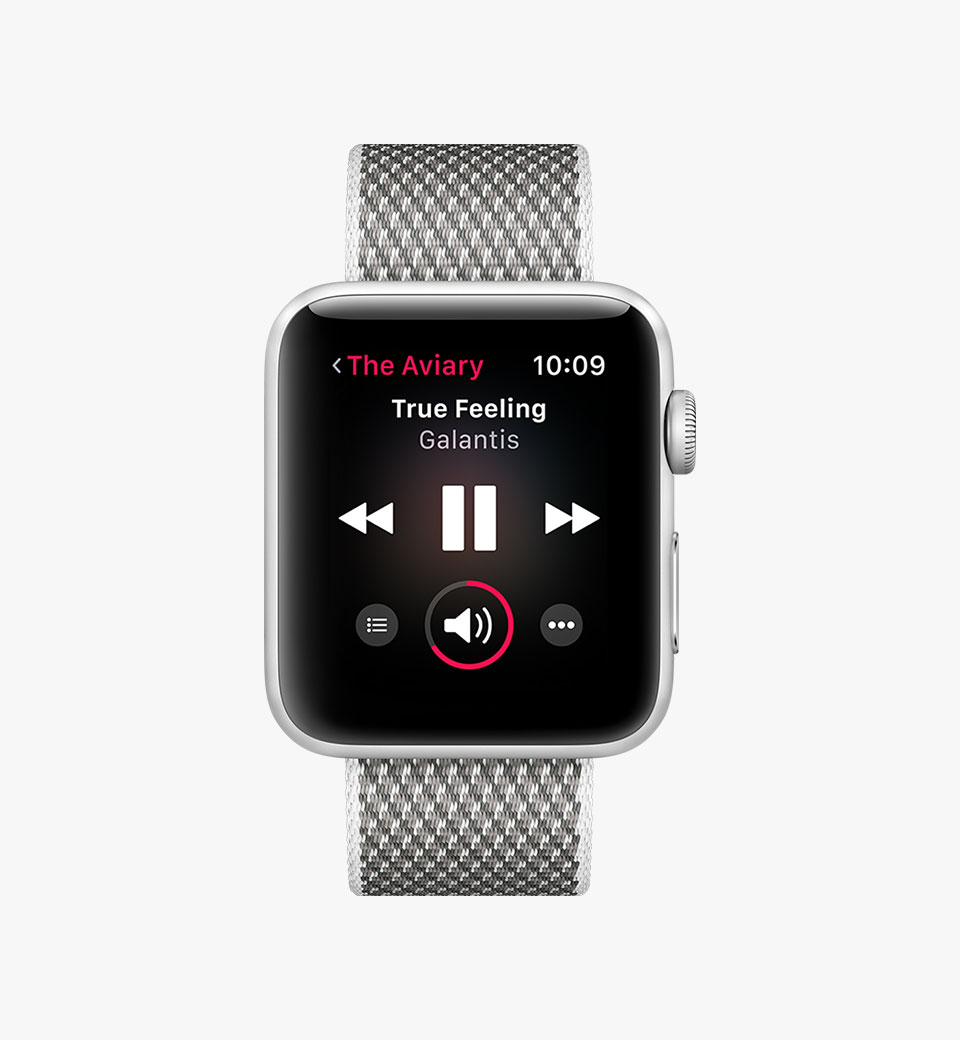 20170914 Apple Watche Series 3 stay motivated