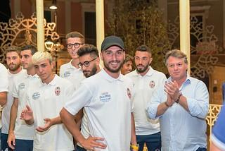 Noicattaro. Presentazione stagione sportiva Noicattaro Calcio front