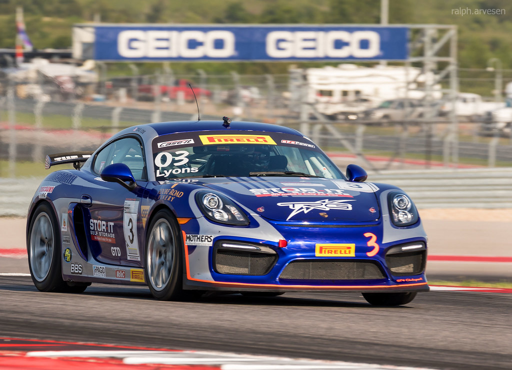 GT3 Cup Trophy / Pirelli World Challenge