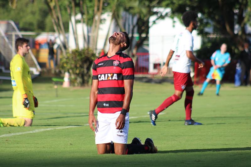 BRASILEIRÃO - Vitória x Fluminense - Fotos: Maurícia da Matta