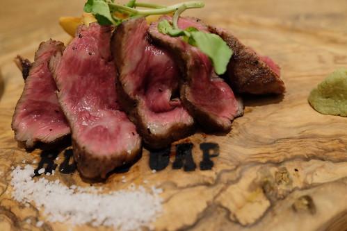 Matsusaka beef 赤身