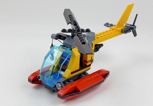 LEGO City Jungle 60161 Jungle Exploration Site 51