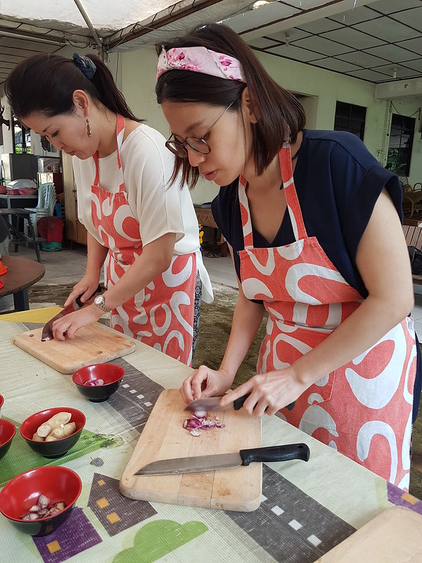 Borneo Cooking class