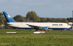 Star Air 767-300ER(F) OY-SRU