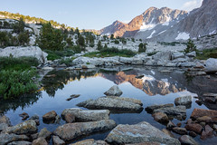 JMT - Florence Lake to Onion Valley 26 Aug - 03 Sept 2017