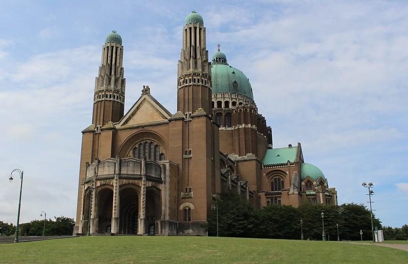 Brussels - National Basilica