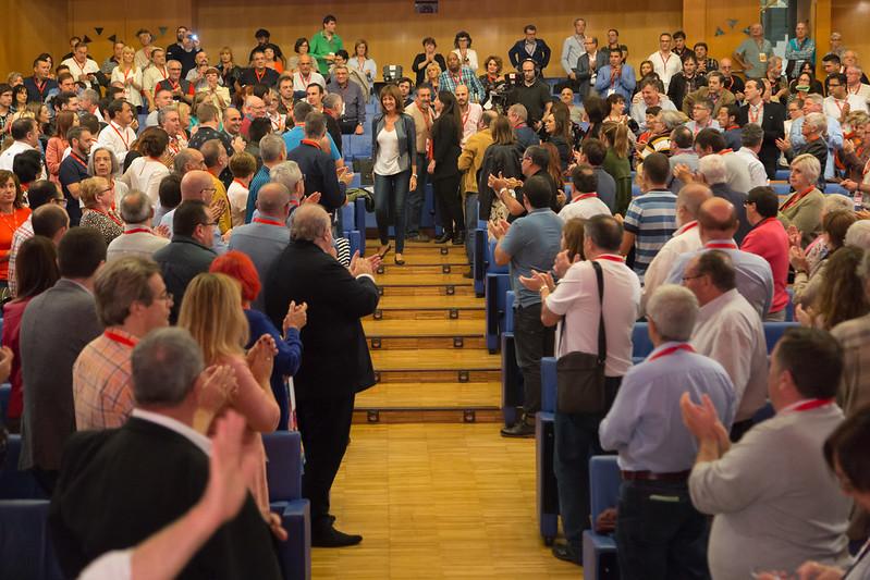 Clausura 8º Congreso PSE-EE