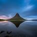 -- Kirkjufell, Iceland --