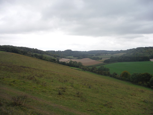 View Up Crundale Down