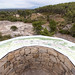 Glanum archaeological site location overview
