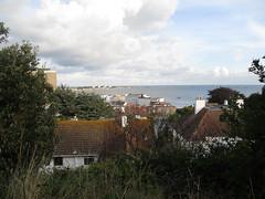 Havre des Pas from Fort Regent