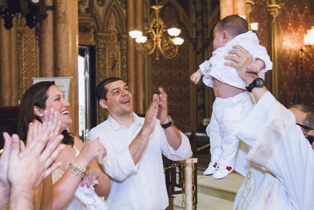 Batizado do Lucas