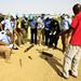 UNAMID's Ordnance Disposal Office conduct training of trainers (ToT) workshop on explosive remnants of war in El Geneina