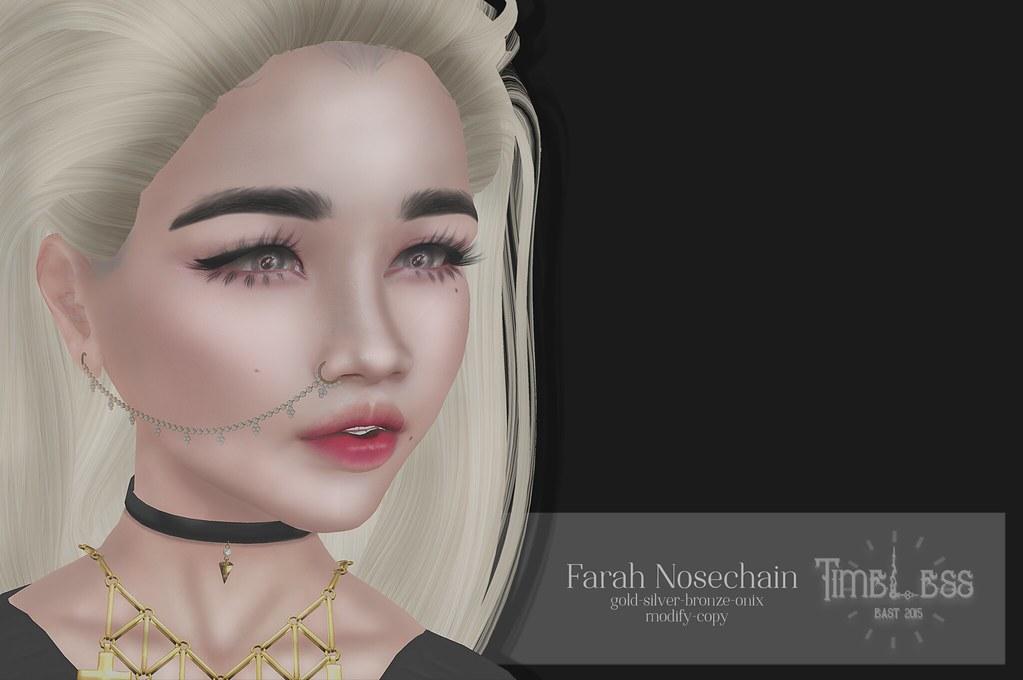 Timeless - Farah Nosechain - TeleportHub.com Live!