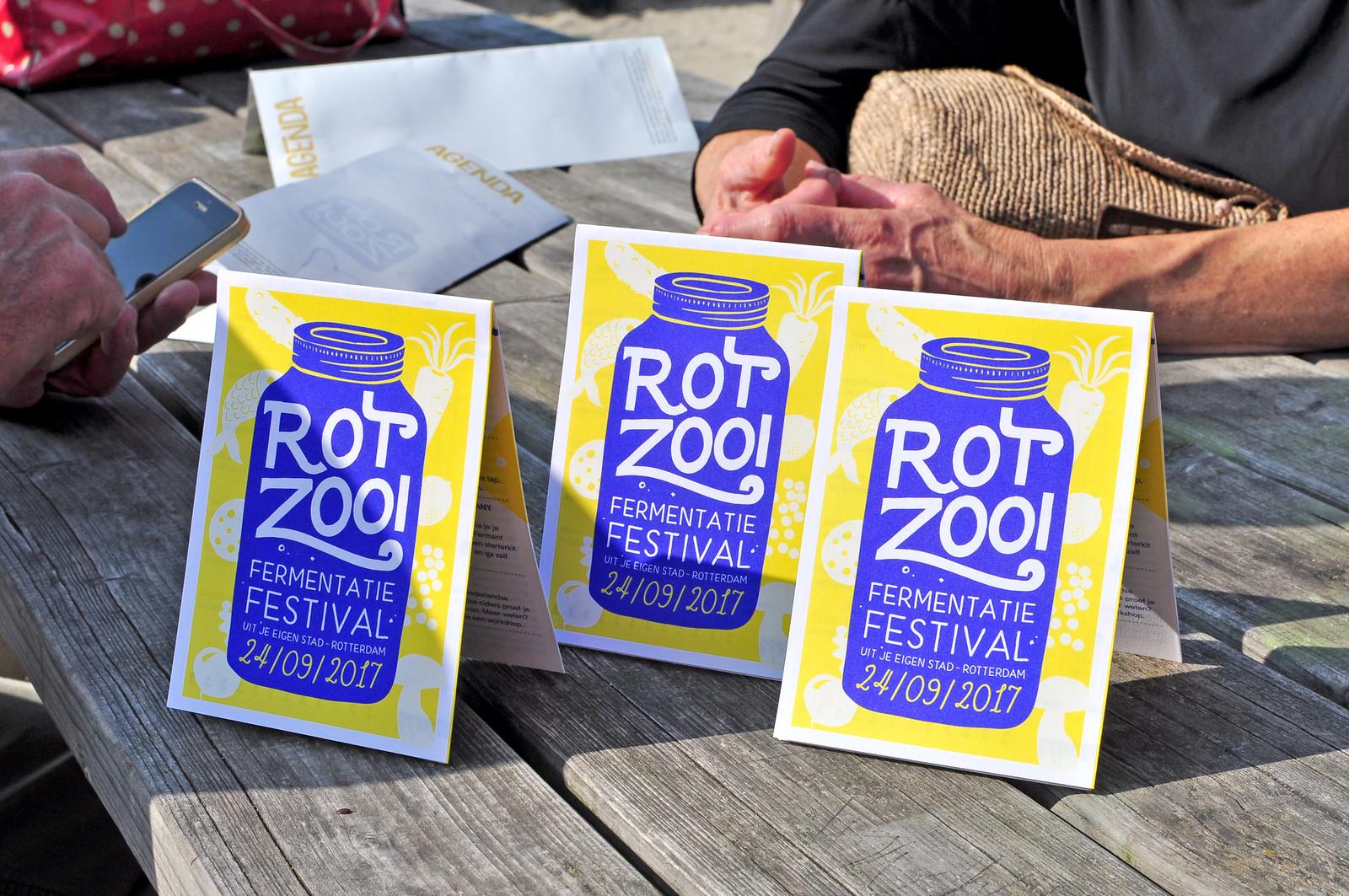 ROTZOOI fermentatiefestival 2017