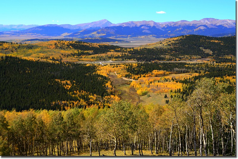 Fall colors, Kenosha Pass  (31)