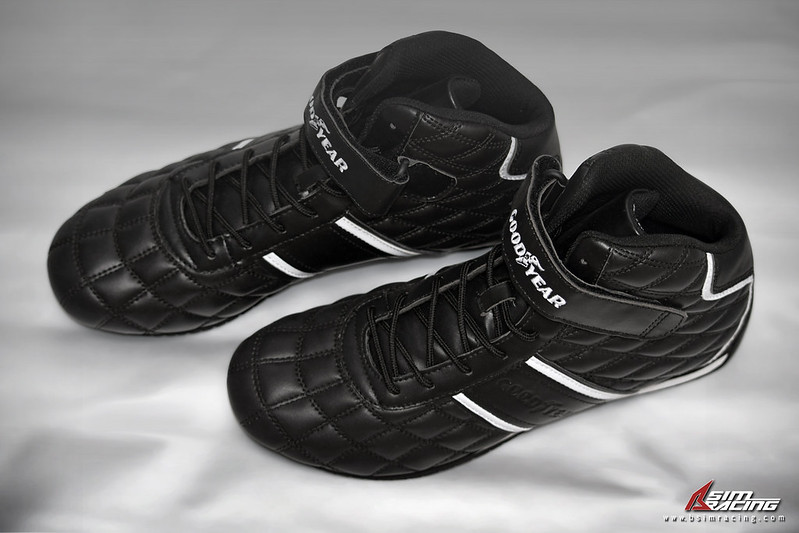 Goodyear Clutch Racing Shoes Review - Top