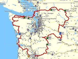 2017 Washington Route