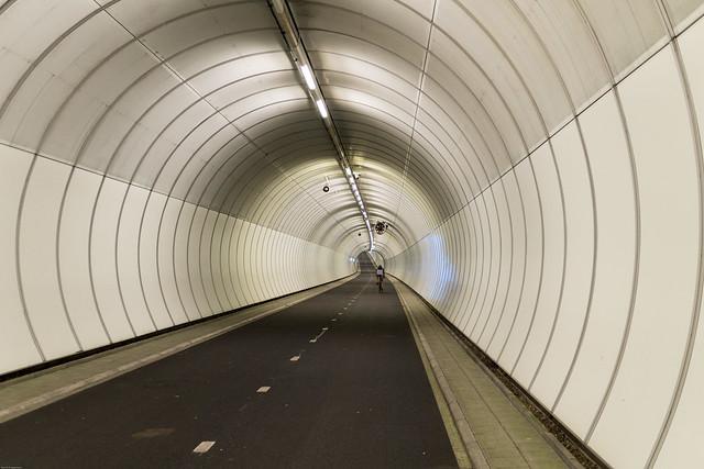 Heinenoord-fietstunnel