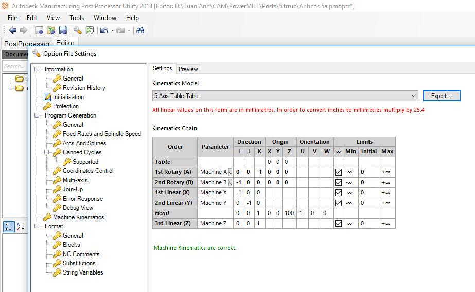 Máy phay cnc 5 trục table/table ( xyzac) mini [Lưu trữ