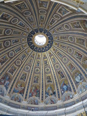 The dome of St. Peter