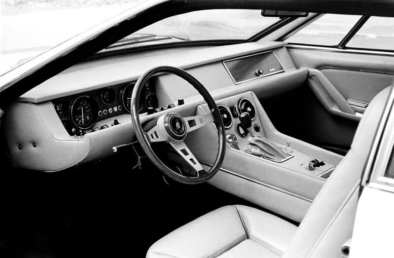 1970 LAMBORGHINI JARAMA 400 GT