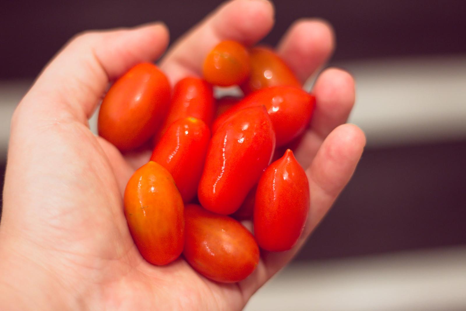 tomaten ketchup mit zimt & ingwer
