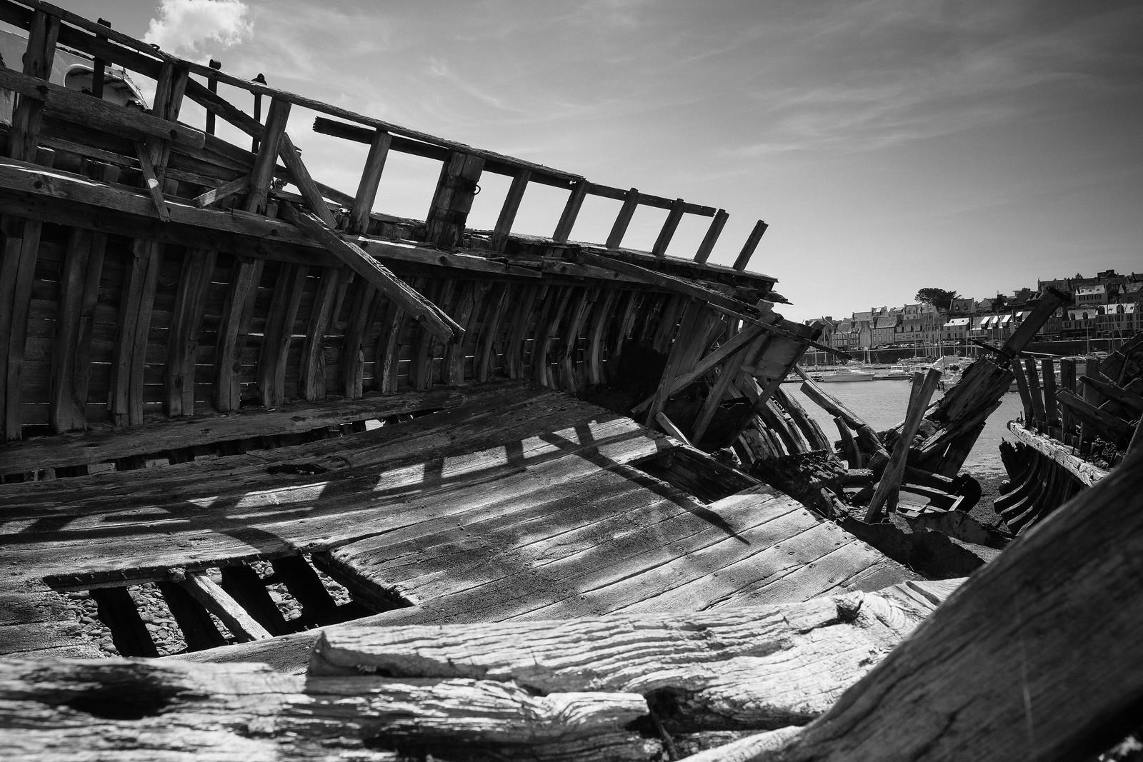 Wrecked Ship II, Fujifilm X-T2, XF16-55mmF2.8 R LM WR