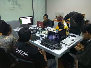 Antusias yang tinggi dari peserta Lokakarya
