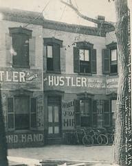 Hustler Bicycle Repair Shop