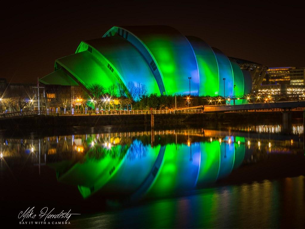 Glasgow Armadillo
