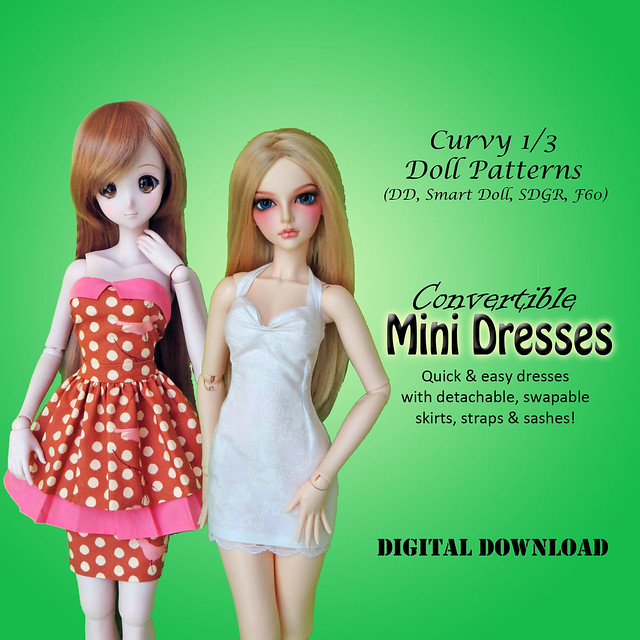 Mini Dresses for the big gals!