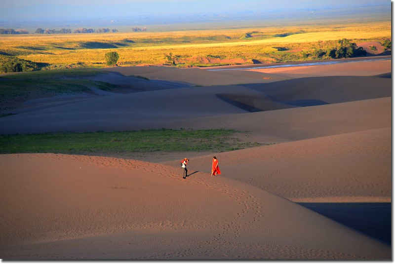 Sunrise at Great Sand Dunes National Park (8)