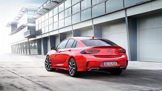 IAA-Weltpremieren: Opel Insignia GSi