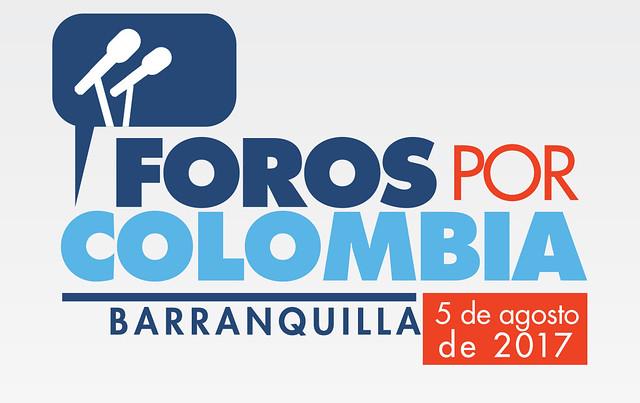Foros por Colombia - Barranquilla