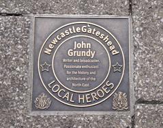 Photo of Bronze plaque number 43658