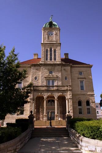 harrisonburg va virginia rockinghamcounty courthouse countycourthouse 1897 romanesque bmok forevermoorewed nrhp usccvarockingham us11 us33