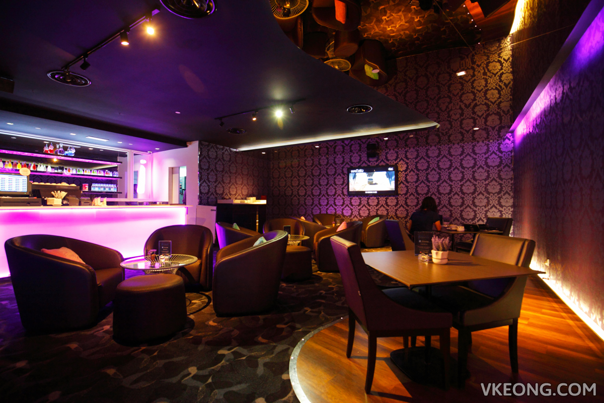 TGV Indulge 1 Utama Bar Dining Area
