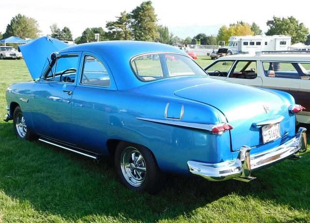 1951 ford bizz coupe blu=2, Nikon COOLPIX B500