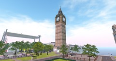 London in Second Life