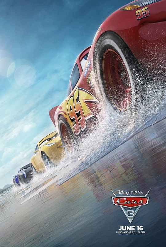 Cars 3 - Poster 3