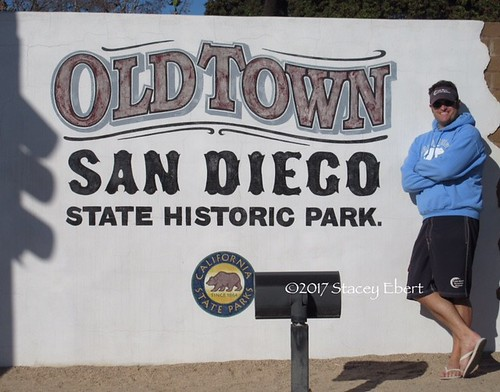 Old Town San Diego. From Through the Eyes of an Educator: Touring Home