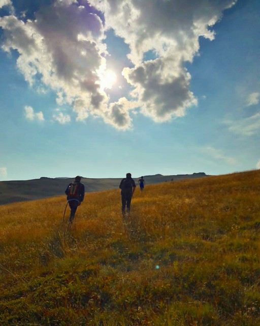 Hiking Sharr Mountains 2017  Perspektivë Opoja team