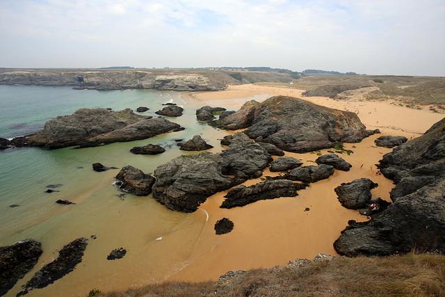 Photo:Anse & plage de Donnant By dbrothier