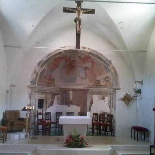 #chiesa della #madonnadellegrazie #tombadongaetanotantalo #beato