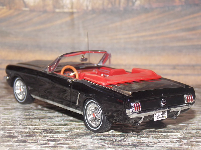 Ford Mustang Convertible - 1965 - Premium X
